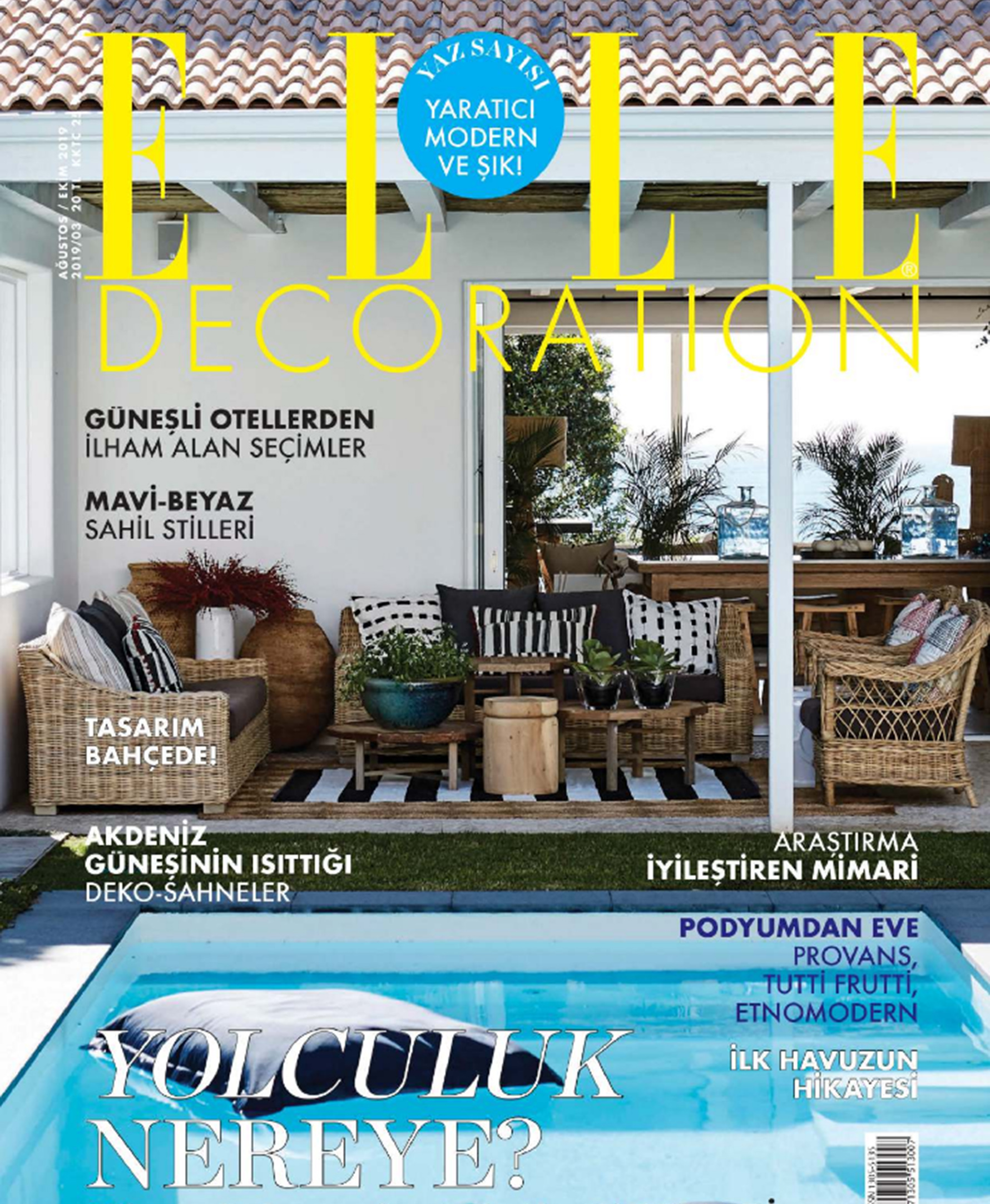 Elle Decoartion 19 Aug-Oct